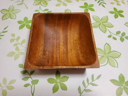 木製の小鉢